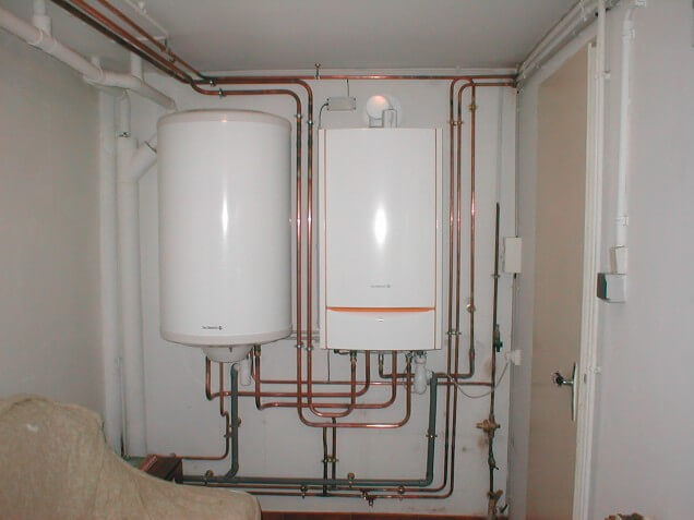 Chaudi Re Gaz Condensation Cr Dit D 39 Imp T