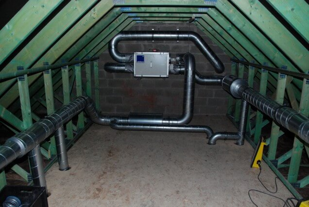 ventilation double flux cr dit d 39 imp t. Black Bedroom Furniture Sets. Home Design Ideas