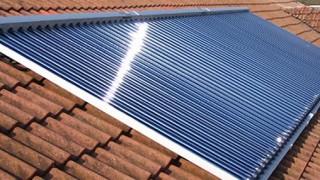 Panneau solaire hybride
