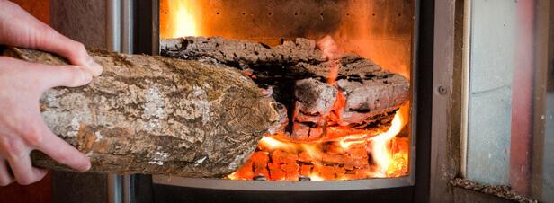 Le chauffage au bois en baisse chez les Français Crédit d'imp u00f4t # Credit Impot Chauffage Bois